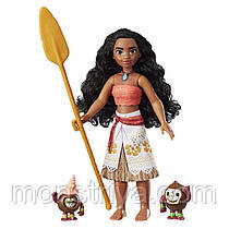 Набор Приключения кукла Моана от Хасбро