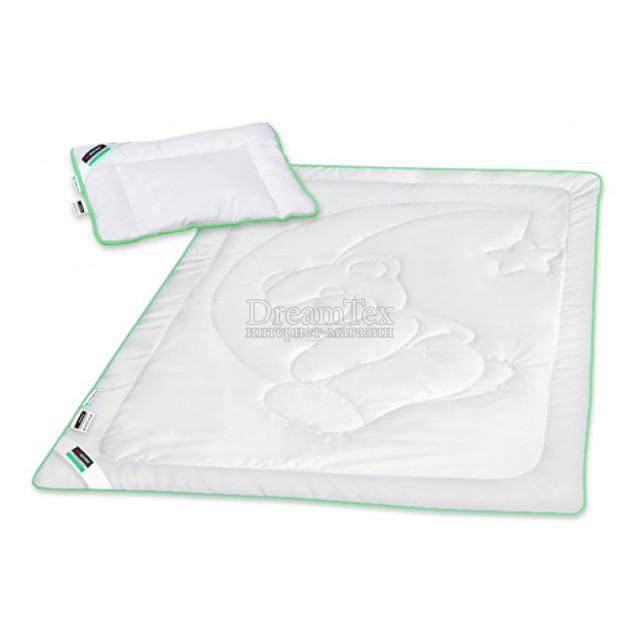 """Комплект детский одеяло Sonex """"с Тенцелем"""" 110х140 см + подушка 40х55 см (SO102130)"""