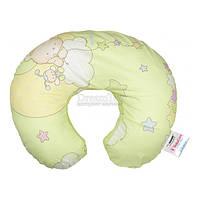 "Подушка для кормления Sonex ""BabyCare"" 58х54х17 см зеленый (SO102133)"