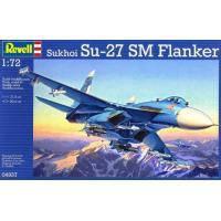 Сборная модель Revell Многоцелевой истребитель Sukhoi Su-27SM 1:72 (4937)