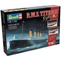 Сборная модель Revell Подарочный набор с кораблем Titanic 1:1200 (5727)