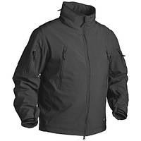 Куртка Helikon Gunfighter Softshell Black (KU-GUN-FM-01)