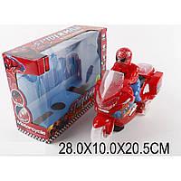 Музыкальная игрушка мотоцикл 8378-5 (1400994) (48шт/2) в коробке 28*10*20,5см