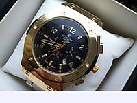 Наручные часы HUBLOT BLACK-3 5976, мужские,циферблат черный, фото 1