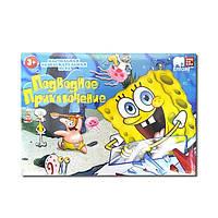 Игра малая Подводное приключение Спанч Боб