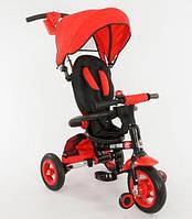 Красный велосипед 3-колесный велосипед