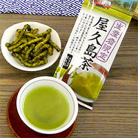 Японский зелёный чай Yakushima 100 гр.