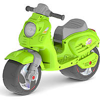 Скутер, арт. 502_З, зелёный