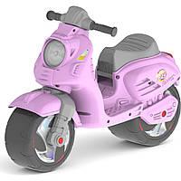Скутер, арт. 502_Р, розовый