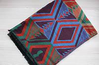 Теплый шарф-плед 70х180 см