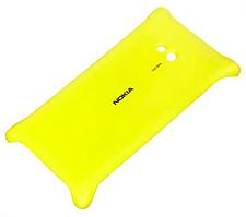 Чехол беспроводная зарядка  Nokia CC-3064 Nokia 720 yellow