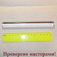 Скалка акриловая для полимерной глины 165/13 мм