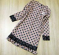 Детское нарядное платье р.146 стиль Шанель