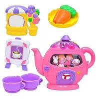 Игровой развивающий набор  Домик-чайник