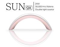 SUN9X - 24Вт - ультрафиолетовая лампа для ногтей диодная