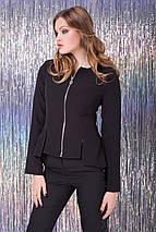 Женский пиджак удлиненный сзади (Лаурен lzn), фото 3