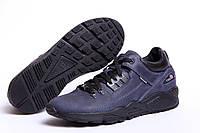 Кроссовки Jordan мужские кожаные синие 40 41 42 43 44 45