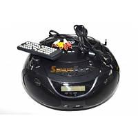 Бумбокс 8128DVD/VCD/CD/MP3/MP4 с USB и SD/MMC слот
