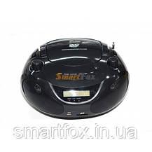 Бумбокс 8128DVD/VCD/CD/MP3/MP4 с USB и SD/MMC слот, фото 2
