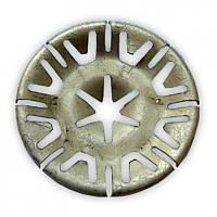 Шайба металлическая многоцелевая, брызговики-подкрылки, внутренняя отделка.