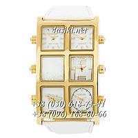 Часы Ice Link Ambassador Snow White-Gold-White