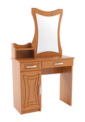 Столик будуарний туалетний з ДСП/МДФ в спальню Сузір'я Летро