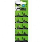 Батарейки Videx AG 10