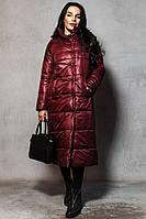 Пальто стеганная плащевка р-р Over Size, фото 1