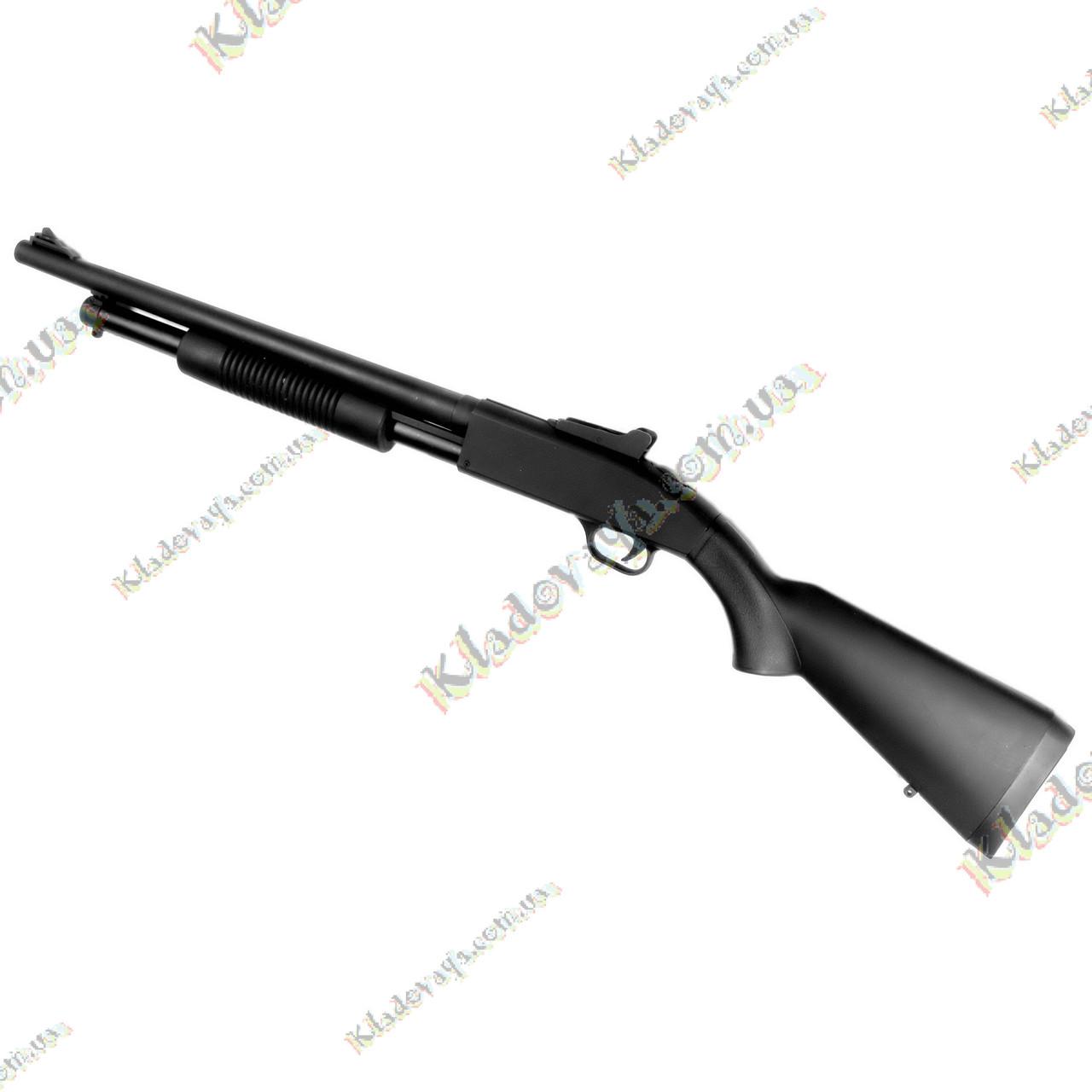 Пневматическое помповое ружье ZM61A, фото 1