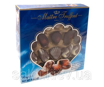 Набор конфет Maître Truffout Ракушки Ассорти
