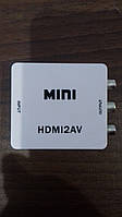 HDMI в AV конвертер б\у