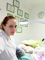 Косметолог в Киеве. Чистка лица.