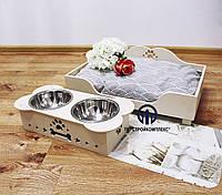 """Кроватка для собак и кошек """"Лапка"""""""
