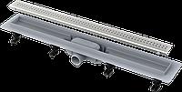 Трап водоотводящий для душевой Alcf Plast APZ9 65 см.