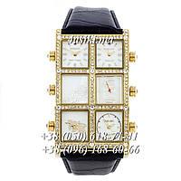 Часы Ice Link Ambassador Snow Brilliant White-Gold-Black