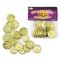 Монеты Пиастры золотые (уп. 18 шт)