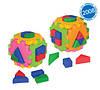 "Детская игрушка Куб-сортер ""Логика комби"" 2476 ТМ Технок"