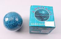 Головоломка 3D-лабиринт Шар RMT-BL-71-04 ( в коробке 11 см)
