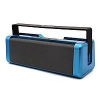 Портативна Bluetooth колонка New Rixing NR-3012, фото 1