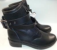 Ботинки женские зимние натуральная кожа р36-41 VERSAL 7d  VADD