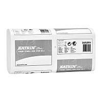 Полотенца бумажные узкопанельные Katrin Plus w-сложение 2сл\144листа
