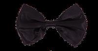 Галстук-бабочка атласный 15х8 см