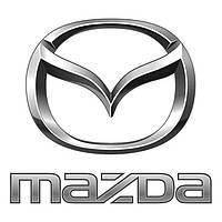 Наклейка двери Mazda