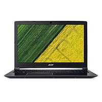 """Ноутбук Acer Aspire 7 A717-71G-51F9 17.3""""FHD IPS AG/ Intel i5-7300HQ/16/128F+1000/NVD1060-6/Lin, NX.GPFEU.015"""