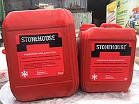 Стоун хаус противоморозный пластификатор для бетона 5л