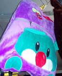 Детский плед-сумочка (100*190 см), фото 2