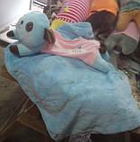 Детский плед сумочка 2-в-1 (100*190 см), фото 7
