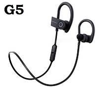 Наушники беспроводные Power G5 (микрофон/Bluetooth)