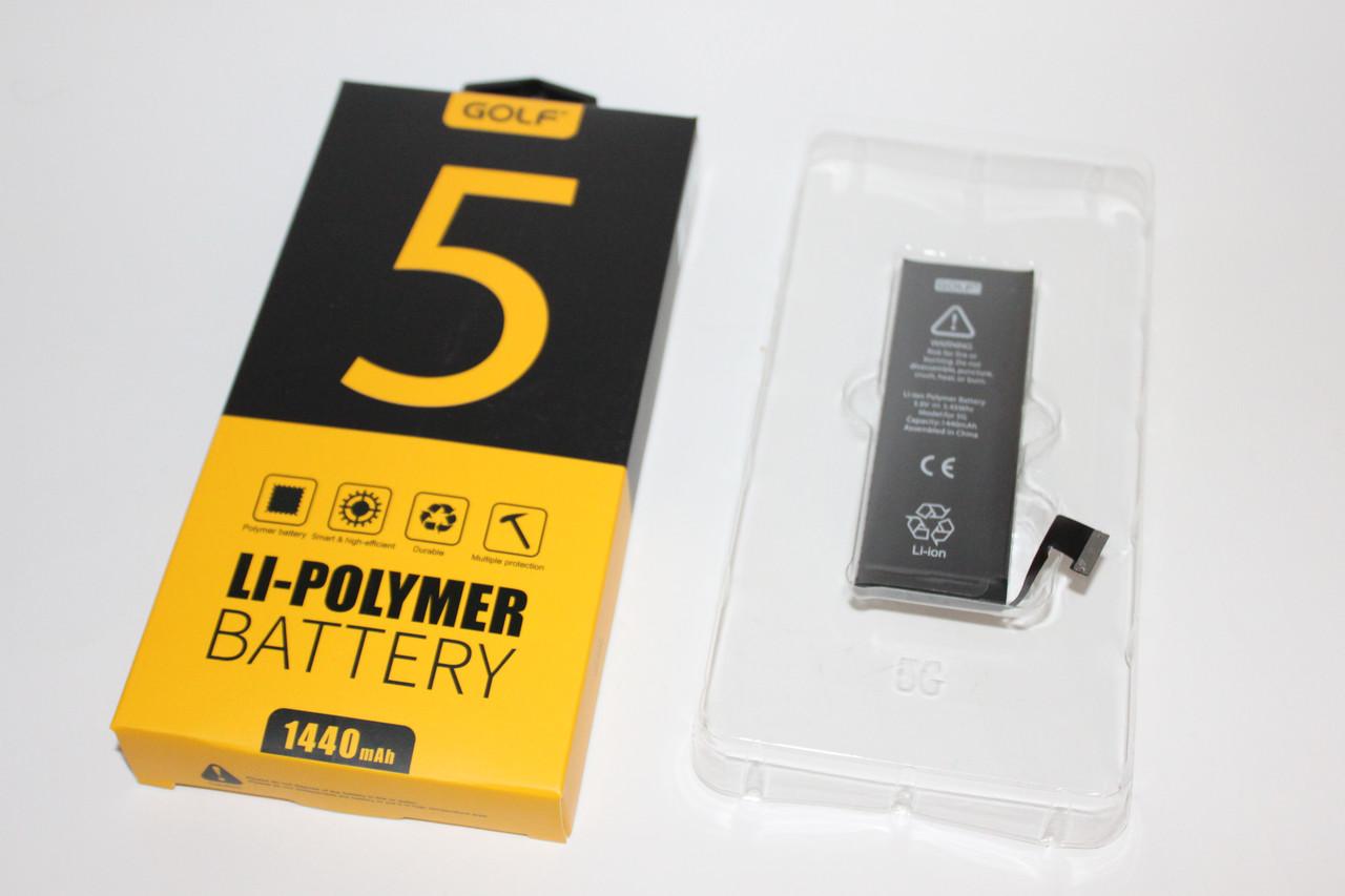 Аккумулятор Golf iPhone 5