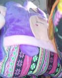 Детский плед-сумочка (100*190 см), фото 4